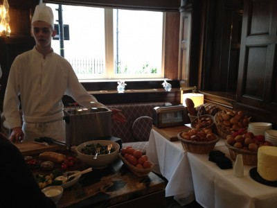 The Connaught Hotel Brunch (Mayfair)