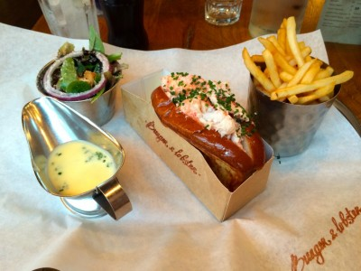 Burger and Lobster (St Paul's)
