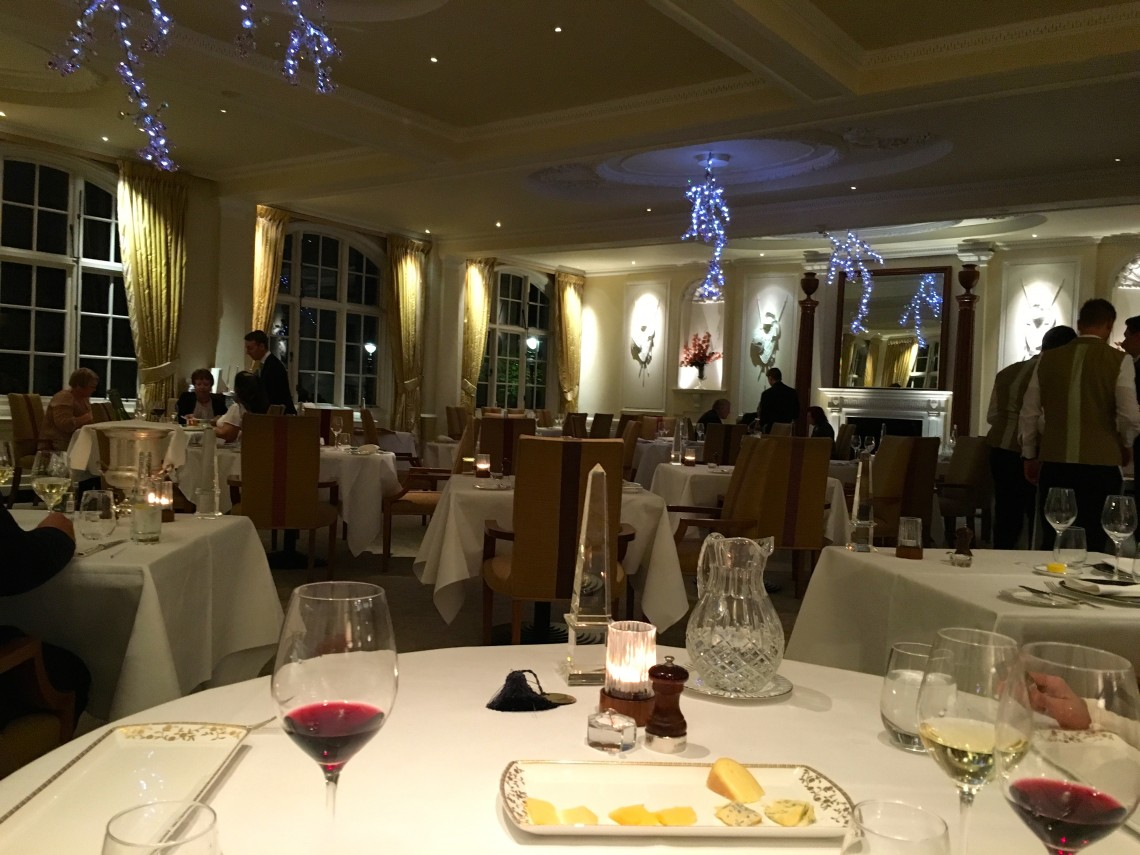 Major Foodie Review The Goring