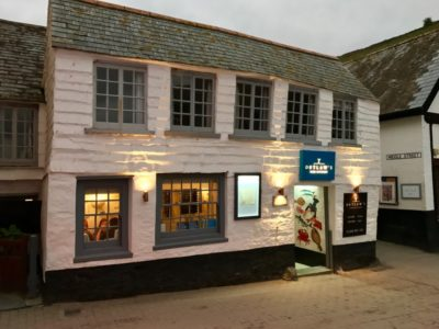 Outlaw's Fish Kitchen (Port Isaac)
