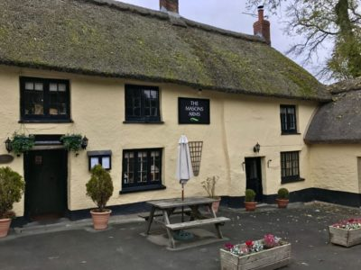 The Masons Arms (Knowstone)