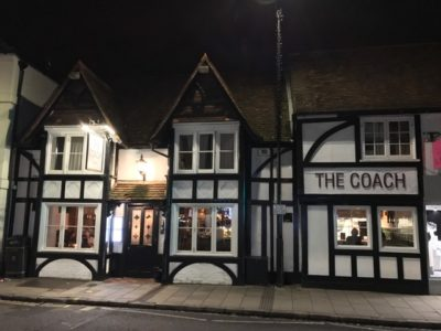 The Coach (Marlow)