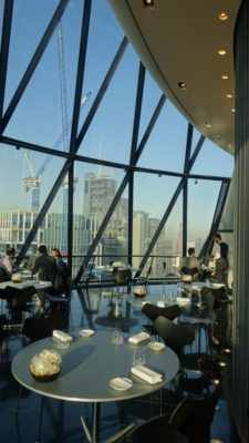 Helix at The Gherkin (City of London)